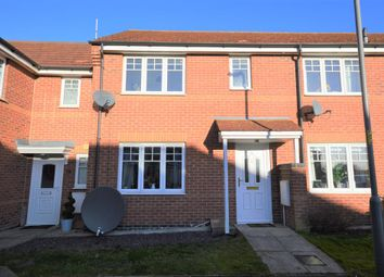Thumbnail 3 bed terraced house for sale in Pasture Crescent, Filey