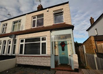 Thumbnail 3 bedroom semi-detached house for sale in Rylands Road, Southend-On-Sea