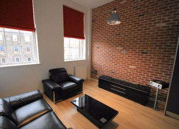 Thumbnail 1 bedroom flat to rent in Duncan Place, Leith, Edinburgh
