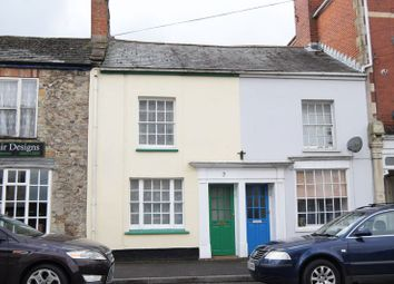 Thumbnail 2 bed terraced house for sale in Holyrood Street, Chard