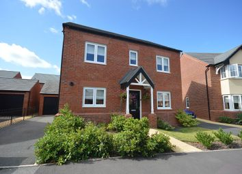 Thumbnail 4 bed detached house for sale in Barnton Way, Sandbach