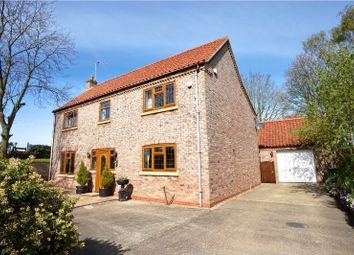 Thumbnail 3 bedroom detached house for sale in Dams Lane, Belchford