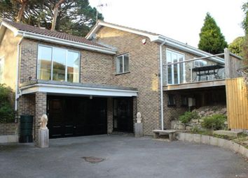 Thumbnail 3 bed detached house for sale in Branksome Towers, Westbourne, Bournemouth