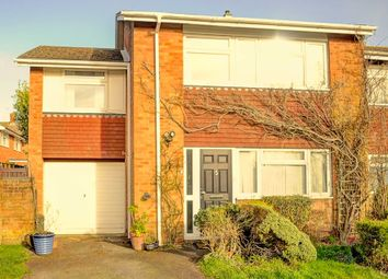 Thumbnail 4 bed semi-detached house for sale in Cleavers, Chinnor