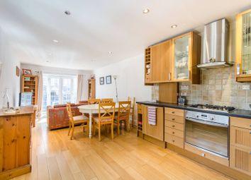 Thumbnail 3 bedroom flat for sale in Burton Road, Brondesbury