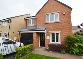 Thumbnail 4 bed detached house for sale in Crosslands Court, Newcastle Upon Tyne