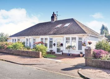 Thumbnail 3 bed semi-detached bungalow for sale in Heol Nest, Whitchurch, Cardiff