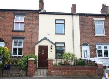 Thumbnail 2 bed terraced house for sale in Harvey Lane, Golborne, Warrington