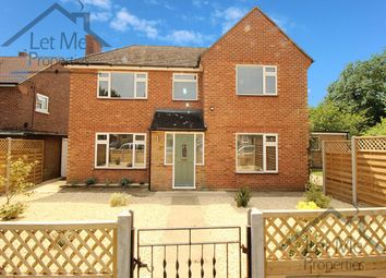 Thumbnail 4 bed detached house to rent in Toulmin Drive, St Albans, Hertfordshire