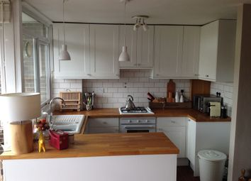 Thumbnail 1 bed flat to rent in Wricklemarsh Road, London