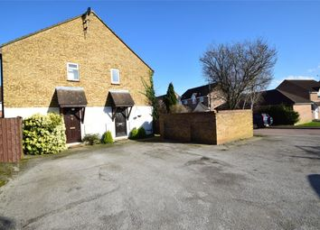 Thumbnail 1 bed semi-detached house for sale in The Pastures, Stevenage, Hertfordshire