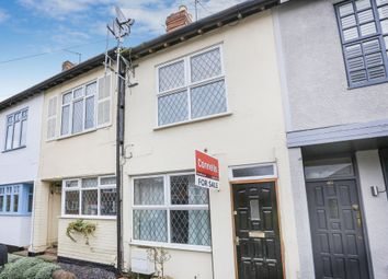 Thumbnail 4 bed terraced house for sale in Mancroft Road, Tettenhall, Wolverhampton