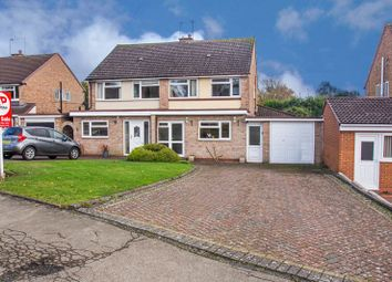 Thumbnail 3 bed semi-detached house for sale in Fordhouse Road, Bromsgrove