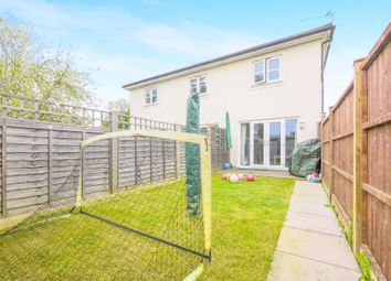 Thumbnail 2 bed end terrace house for sale in Masonic Hall Road, Chertsey