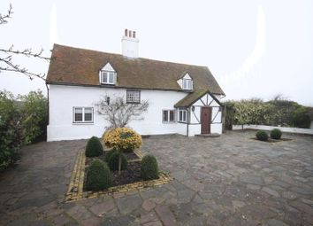 Thumbnail 5 bed farmhouse to rent in Dane End, Ware
