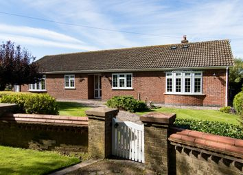 Thumbnail 4 bed detached bungalow for sale in Wyberton West Road, Wyberton