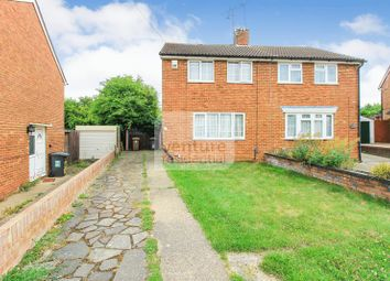 Thumbnail 2 bedroom semi-detached house for sale in Lilac Grove, Luton