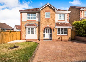 Thumbnail 4 bed detached house for sale in Dalbeattie Braes, Chapelhall, Airdrie