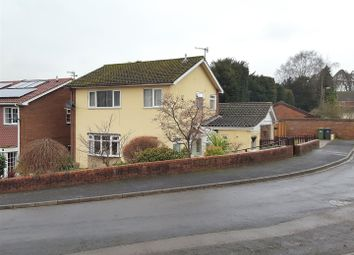 Thumbnail 4 bedroom detached house for sale in Brook Vale, Bewdley