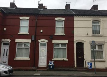 Thumbnail 2 bedroom terraced house for sale in Goodison Road, Walton, Liverpool