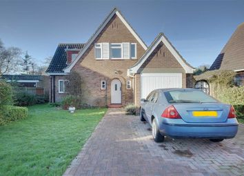 Thumbnail 4 bedroom detached house for sale in Ashurst Close, Goring Hall, West Sussex