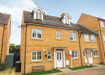 Thumbnail 5 bedroom end terrace house for sale in Bellairs, Sutton, Ely