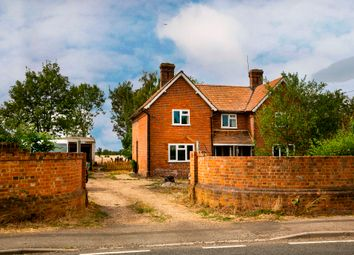 Thumbnail 3 bed cottage for sale in Mortimer Road, Lambswood Hill, Grazeley, Reading
