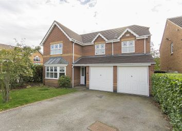 Thumbnail 5 bed detached house for sale in The Rusk, Barlborough, Chesterfield