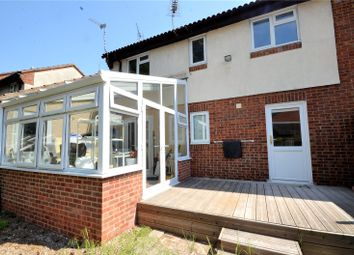 Thumbnail 2 bed terraced house to rent in Woodfield Way, Theale, Reading, Berkshire
