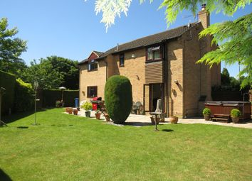 Thumbnail 4 bed detached house for sale in Tamar Crescent, Bicester