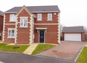 Thumbnail 4 bedroom detached house for sale in Harland Road, Lincoln