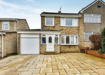 Thumbnail 3 bed semi-detached house for sale in Rosedale, Spennymoor