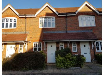 Thumbnail 2 bed terraced house to rent in Songbird Close, Reading