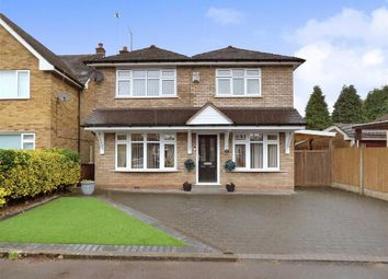 Thumbnail 4 bedroom detached house for sale in Meadow Close, Blythe Bridge, Stoke-On-Trent