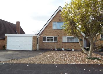 Thumbnail 4 bedroom bungalow for sale in Belleville Drive, Oadby, Leicester, Leicestershire