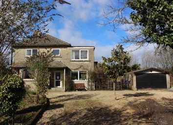 Thumbnail 4 bed detached house for sale in Abberd, Calne