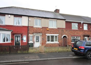 Thumbnail 3 bed terraced house for sale in Marton Grove Road, Middlesbrough