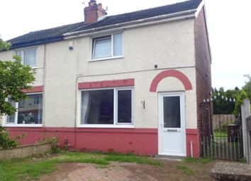 2 bed semi-detached house for sale in St. Cuthberts Road, Lostock Hall, Preston PR5