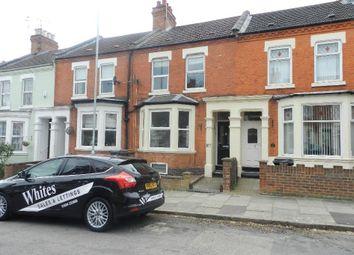 Thumbnail 4 bedroom terraced house to rent in Bostock Avenue, Abington, Northampton