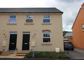 Thumbnail 3 bed semi-detached house to rent in Opulus Way, Monmouth, Monmouthshire