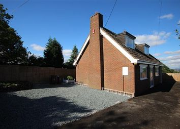 Thumbnail 3 bed detached house for sale in Belvedere, Clough Lane, Stoke-On-Trent