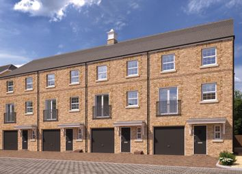 """Thumbnail 5 bedroom terraced house for sale in """"Hurley"""" at Chaloner Way, Newmarket"""