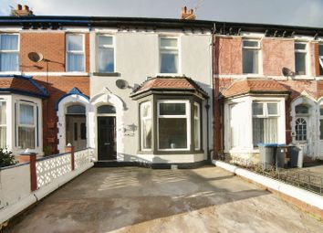 Thumbnail 5 bed terraced house for sale in Clevedon Road, Blackpool