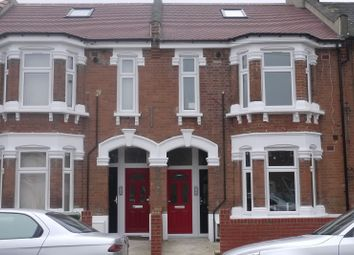 Thumbnail 2 bed flat to rent in Barrington Road, Manor Park, London, Greater London.