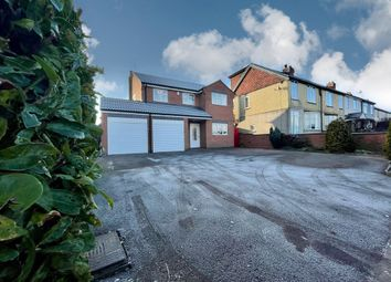 5 bed detached house for sale in Ashby Road, Shepshed LE12