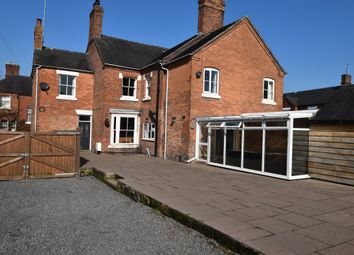 Thumbnail 4 bed semi-detached house for sale in Stafford Street, Market Drayton