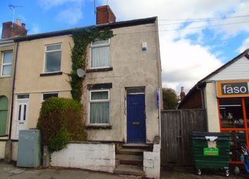 Thumbnail 2 bed terraced house to rent in Somercotes Hill, Somercotes, Alfreton