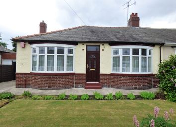 Thumbnail 3 bed bungalow for sale in Broomfield Avenue, Walkerville, Newcastle Upon Tyne
