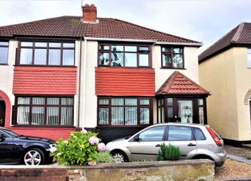 Thumbnail 3 bed semi-detached house for sale in Collins Road, Wednesbury