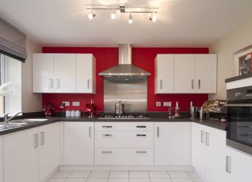 "Thumbnail 4 bedroom detached house for sale in ""Kennington"" at Birmingham Road, Bromsgrove"